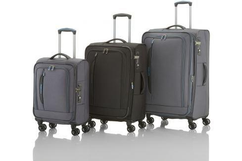 Travelite Cestovní kufr CrossLITE 4w L 89549-04 Cestovná batožina