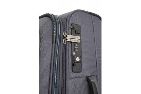 Travelite Cestovní kufr  CrossLITE 4w M 89548-04 80 l Cestovná batožina