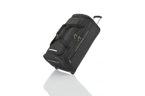 Travelite Cestovní taška CrossLITE Wheeled duffle L 89501-01 117 l Cestovná batožina