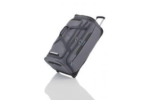 Travelite Cestovní taška CrossLITE Wheeled duffle L 89501-04 117 l Cestovná batožina
