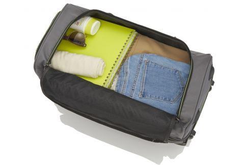 Travelite Cestovní taška Basics Wheeled duffle S 96275-01 51/64 l Cestovná batožina