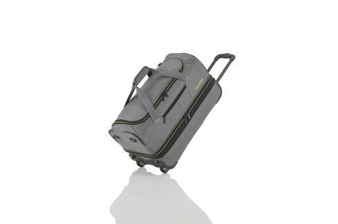 Travelite Cestovní taška Basics Wheeled duffle S 96275-04 51/64 l Cestovná batožina