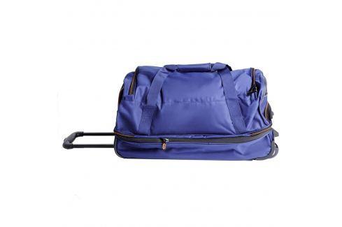 Travelite Cestovní taška Basics Wheeled duffle S 96275-20 51/64 l Cestovná batožina