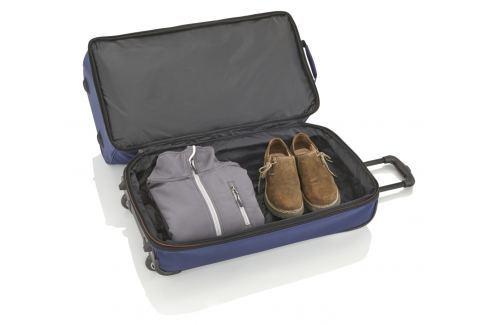 Travelite Cestovní taška Basics Wheeled duffle L 96276-04 98/119 l Cestovná batožina