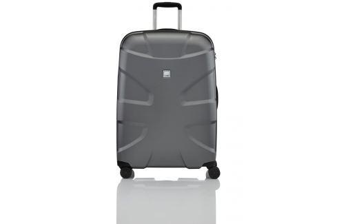 Titan Cestovní kufr X2 Shark Skin 4w L Gunmetal Shark 825404-02 103 l Cestovná batožina