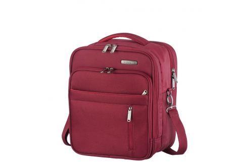 Travelite Textilní palubní taška Capri Board Bag horizontal Red 89804-10 Batohy