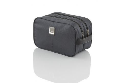 Titan Kosmetická taška Nonstop Cosmetic Bag Anthracite 382704-04 Kabelky