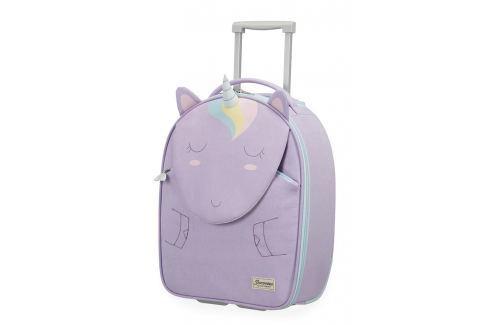Samsonite Kabinový cestovní kufr Happy Sammies Upright CD0 24 l Cestovná batožina