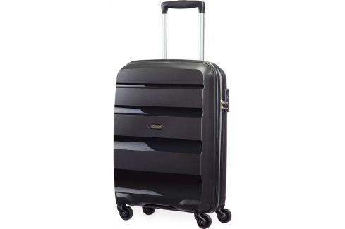American Tourister Kabinový cestovní kufr Bon Air Spinner 85A 31,5 l - černá Cestovná batožina