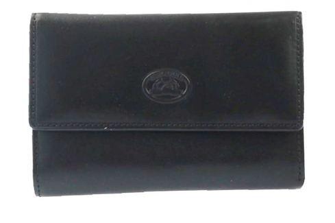 Tony Perotti Dámská kožená peněženka Italico 400 - černá Peňaženky