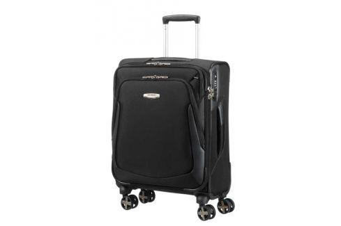 Samsonite Kabinový kufr X-Blade 3.0 Spinner Strict 38,5 l - černá Cestovná batožina