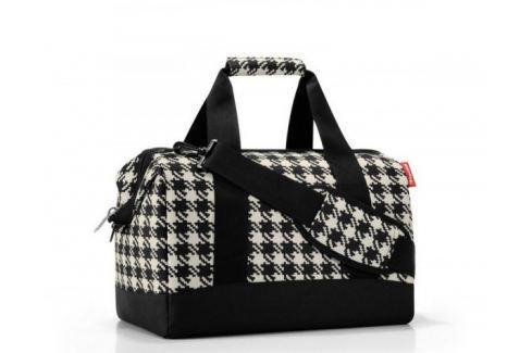 Cestovní taška Reisenthel Allrounder M Fifties black Cestovní tašky