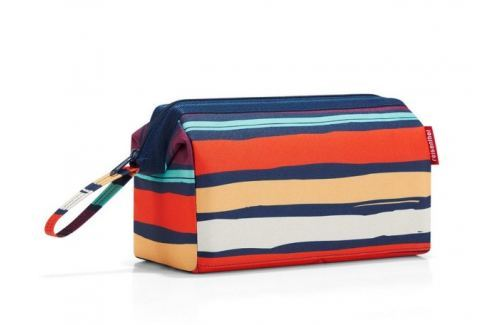 Kosmetická taštička Reisenthel Travelcosmetic Artist stripes Kosmetické tašky