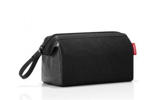 Kosmetická taštička Reisenthel Travelcosmetic Canvas black Cestovní tašky