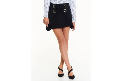 Top Secret Sukně dámská MINI černá Dámské sukně