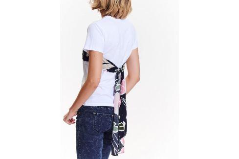 Top Secret Halenka dámská bílé s krátkým rukávem Dámská trička