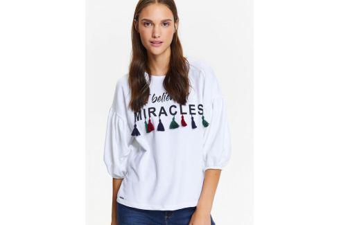 Top Secret Mikina dámská MIRACLES s 3/4 rukávem Dámské mikiny
