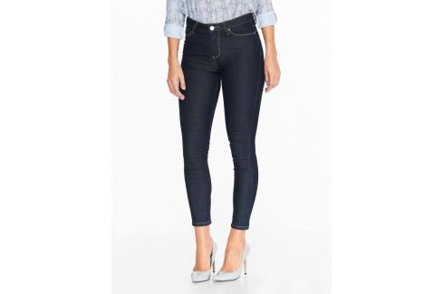 Top Secret Jeansy dámské tmavě modré Dámské kalhoty