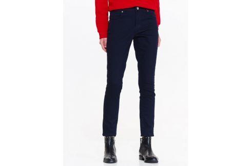 Top Secret Kalhoty dámské tmavě modré Dámské kalhoty
