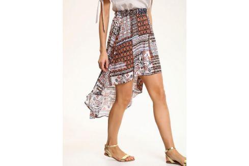 Top Secret Sukně dámská vzorovaná Dámské sukně