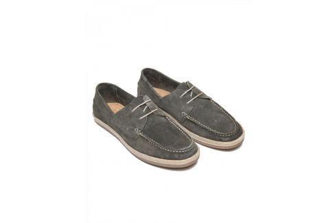 Top Secret Mokasíny pánské khaki Pánské boty